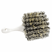 Hi-Tech Salt 'N Pepper Short Handle Brush