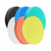 "Buff and Shine Foam 5 1/2"" Grip Pads"