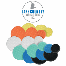 Lake Country CCS Cutback DA Foam Pads