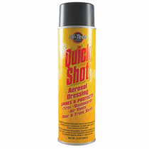 <b>Hi-Tech Quick Shot Tire & Trim Aerosol Dressing 13 oz. 12-Pack</b>