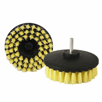 "Hi-Tech Direct Drill Mount 5"" Scrub Brush"