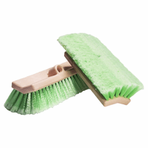 "Hi-Tech Super Soft 10"" Bi-Level Flagged Wash Brush"