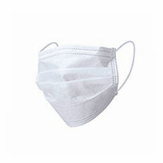Disposable 10 Face Masks // Great Quality // Made in the USA