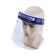 Face Shield Qty 5 // This item is available // will ship in 12h