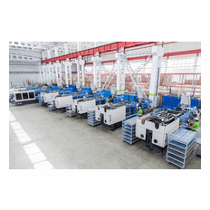 Plastic Injection Blow Molding