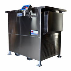 Two Stage Vapor Degreaser Refrigerated Primary Cooling 7 Gallon