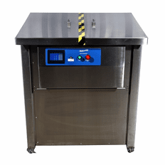Vapor Degreaser; Two Stage Vapor Degreaser Refrigerated Primary Cooling 7 Gallon