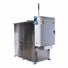 Vapor Degreaser; Two Stage Vapor Degreaser Water Cooled 50 Gallon