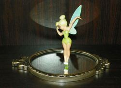 WDCC Disney Figurine Tinker Bell Pauses to Reflect Animator's Choice 1999