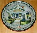 Collector Plate Rejoice in the Small Things Welcome Home Collection Bradford Exchange