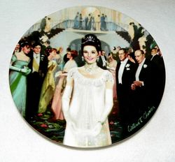 Collector Plate I Could Have Danced All Night My Fair Lady 2 nd 1989 Box & COA