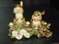 WDCC Figurine Thumpers Sisters Bambi 1992