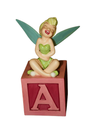 WDCC Figurine A Firefly! A Pixie! Limited Edition #1493 Signed Margaret Kerry Concept Model