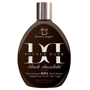 Double Dark Black Chocolate - 400X Black Bronzer - NEW 2019