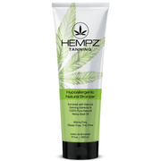 Hempz Hypoallergenic Natural Bronzer - Dark Tanning Natural Bronzer - NEW 2019