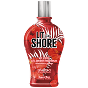 Snooki Lit for Shore - Ultra Dark White Tingle Bronzer - NEW 2020