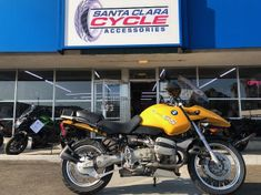 2000 BMW R1150GS ... click on image to view video!