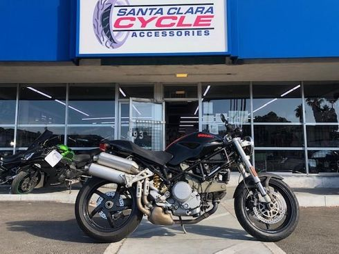 2006 Ducati Monster S2R 800 ...!REDUCED! click on image to view video!