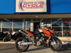 2007 KTM Super Duke 990 ...click on image to view video!