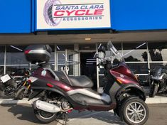 2007 Piaggio MP3 250 Scooter ...click on image to view video!