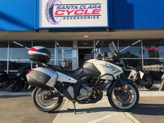 2011 Suzuki V-Strom 650 ...click on image to view video!