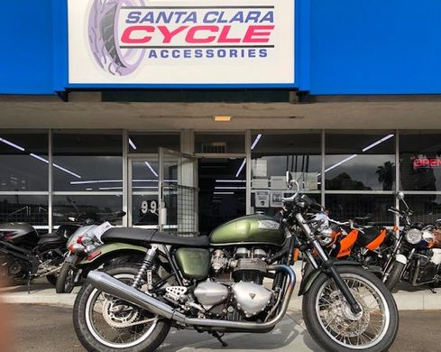 2013 Triumph Thruxton 900 ...click on image to view video!