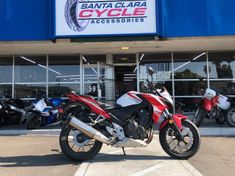 2015 Honda CB500F ...click on image to view video!