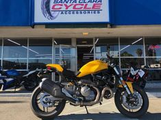 2018 Ducati Monster 821 ABS ...click on image to view video!