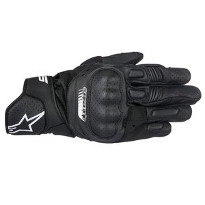 Alpinestars SP-5 Black Motorcycle Glove