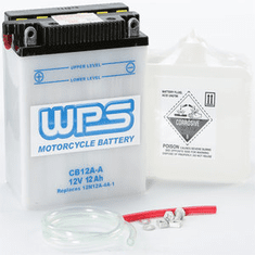 WPS CB12A-A Motorcycle Battery