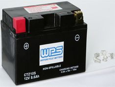 WPS CTZ10S CBR Motorcycle Battery