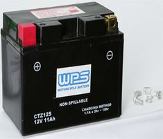 WPS CTZ12S Motorcycle Battery