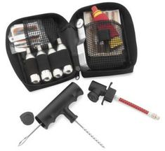 BikeMaster Tire and Tube Flat Repair Kit ...click on image to view video!