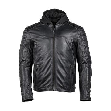 """Cortech """"The Marquee"""" Leather Motorcycle Jacket"""