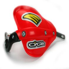 Cycra ProBend Hand Guards Bar Pack Red