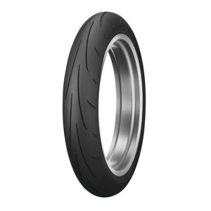 Dunlop Sportsmax Q3+ 120/70zr-17 front motorcycle tire
