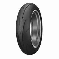 Dunlop Sportsmax Q3 + Rear Motorcycle Tires