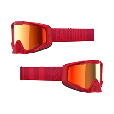 EKS Brand EKS-S Fasthouse Red MX Goggle