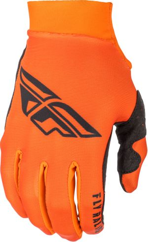 Fly Racing Pro Lite Orange MX Glove