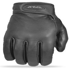 Fly Rumble Leather Motorcycle Glove