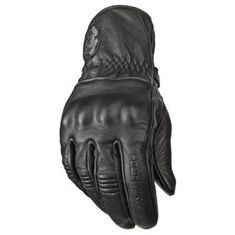 Highway 21 Hook Leather Motorcycle Glove