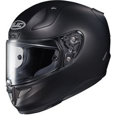 HJC RPHA 11 Pro Semi-Flat Black Motorcycle Helmet ...click on image to view video