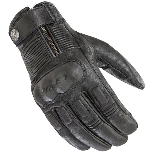 Joe Rocket Briton Black Leather Motorcycle Glove