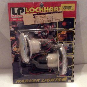 LP Racing Iridium Flush Mount IV W/ LED Turn Signals