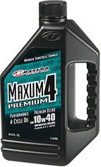 Maxima Premium 4 Motorcycle Oil