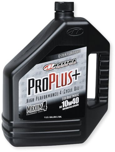Maxima ProPlus Synthetic Motorcycle Oil Gallon