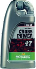 Motorex Cross Power 10w-60 Motorcycle Oil