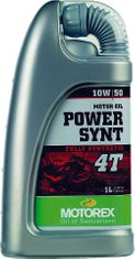 Motorex Power Synt 10W50 Motorcycle Oil