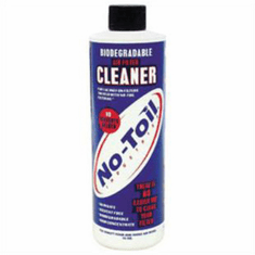 No-Toil Filter Cleaner
