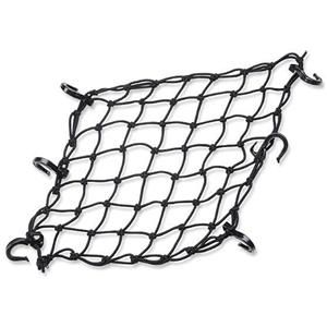 Powertye Adjustable Cargo Net Black